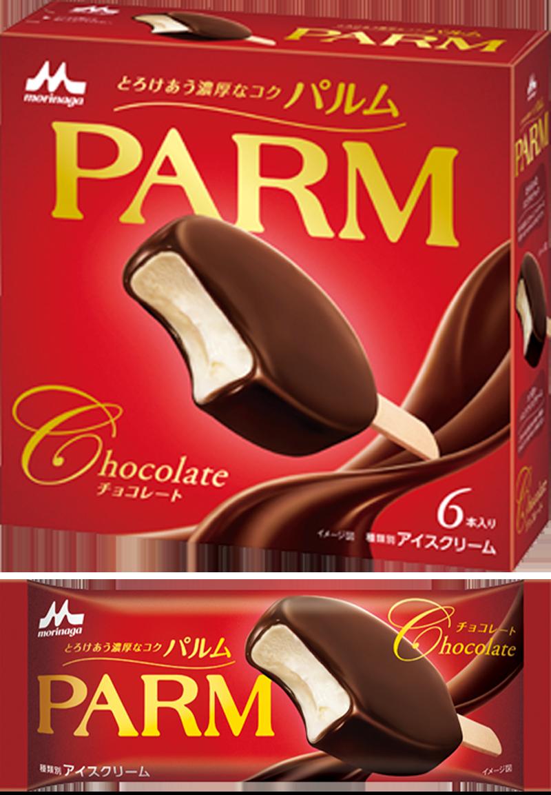 PARM(パルム)チョコレート